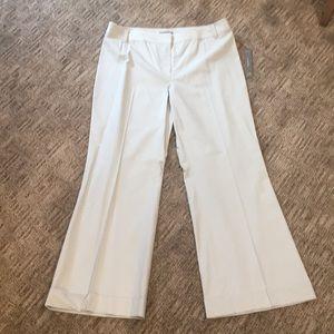 Ann Taylor Petites MADISON Cuffed Trouser Sz 14P